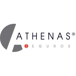 Logo Athenas – Mediação de Seguros, Lda.