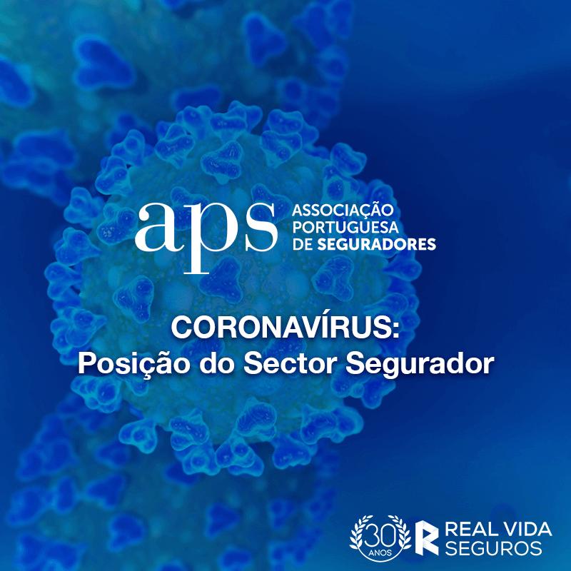 COVID-19 | Conheça o Comunicado da Associação Portuguesa de Seguradores (APS) e a posição do Sector Segurador
