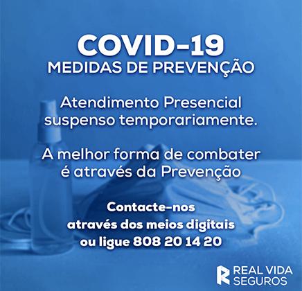 Novas Medidas de Prevenção à Propagação da Covid-19 (Janeiro-2021)