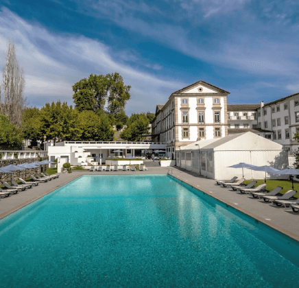 Novo Site Grande Hotel das Caldas da Felgueira