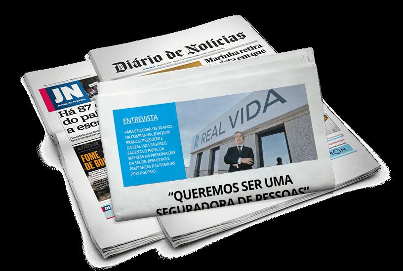 Entrevista Presidente Real Vida Seguros - Joaquim Branco