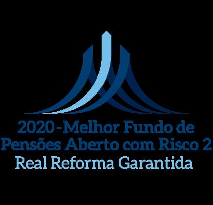 Prémios Melhores Fundos – 2020 A Real Vida Seguros tem o melhor Fundo de Pensões Aberto