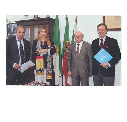 A REAL VIDA SEGUROS ASSINA PARCERIA COM G. A. CORRETORES DE SEGUROS