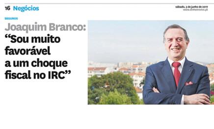Leia a entrevista do Vice Presidente da Real Vida Seguros, Dr. Joaquim Branco, cedida ao Jornal Dinheiro Vivo.